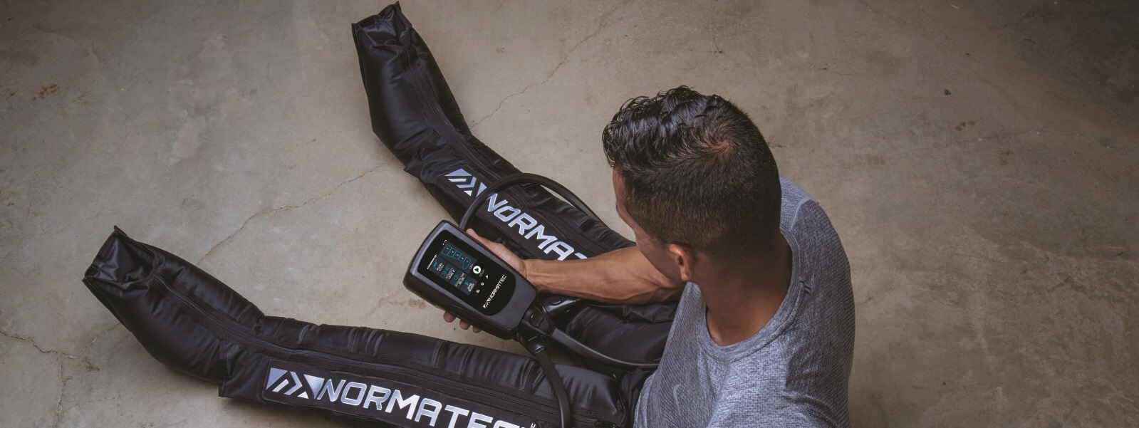 Recover With Normatec